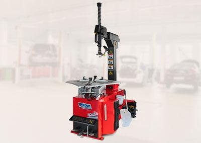 PKW Reifenmontiermaschine Weber Profi-Serie STM-122